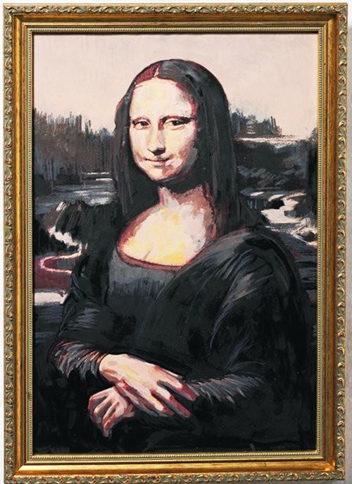 Mascara-Lisa