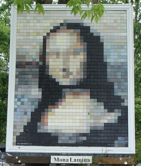 Mona-Lamina