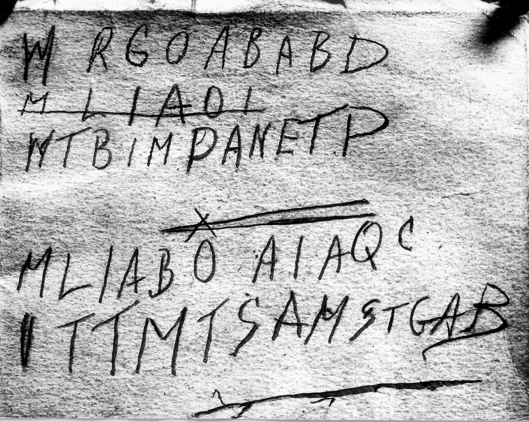 Tamam Shud / Somerton Man - Cipher Mysteries