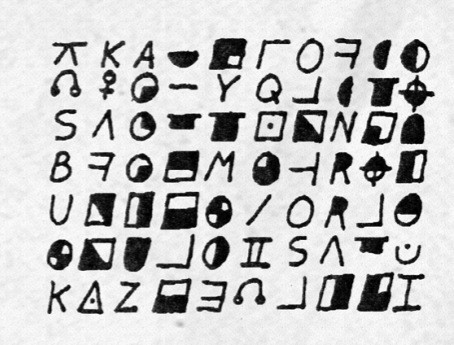 Scorpion Ciphers Cipher Mysteries